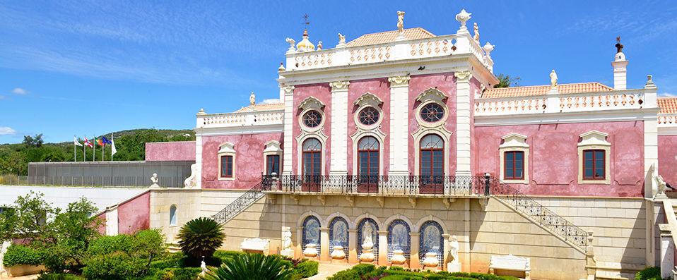 Pousada Palacio de Estoi ***** - Algarve -