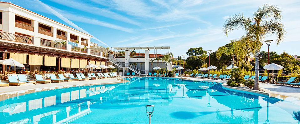 Wyndham Grand Algarve ***** - Algarve -