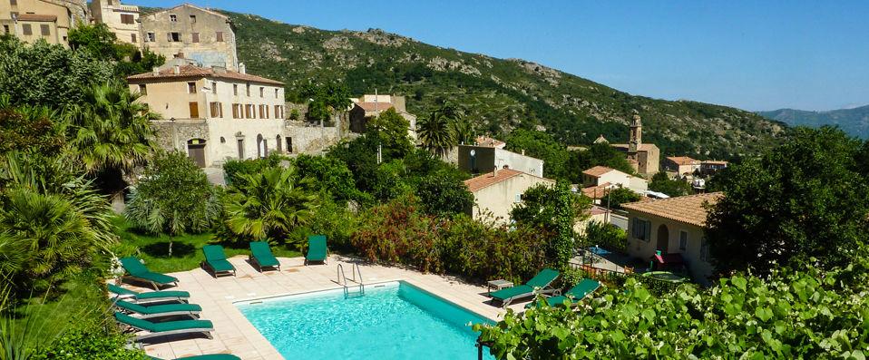 Hotel Mare e Monti - Corse - hotel - vente-privee - promo - vente-flash