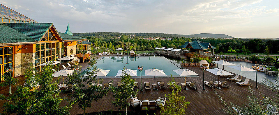 Michlifen Resort & Golf ***** - Ifrane -