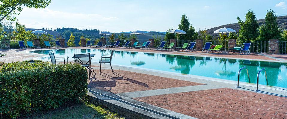 Villa I Laghi appartements - Toscane -
