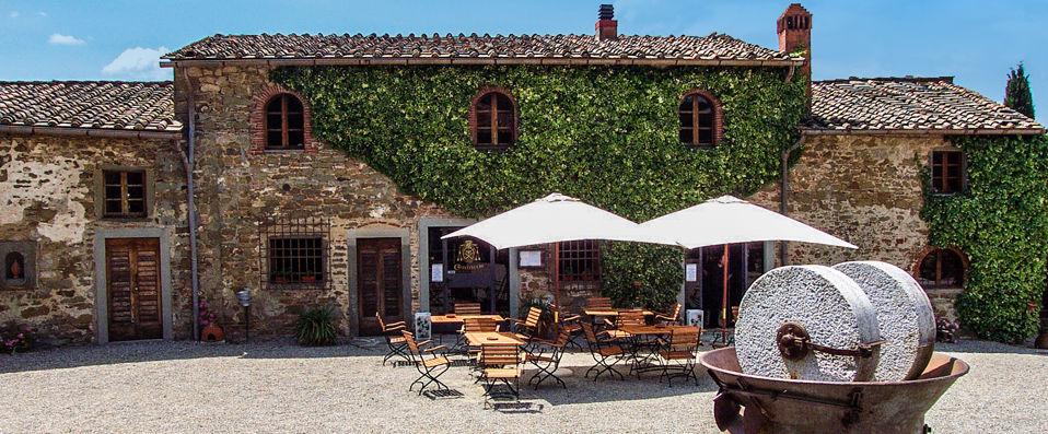Fattoria Castelvecchi - Toscane -