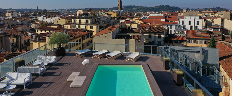 Glance Hotel In Florence **** - Florence -