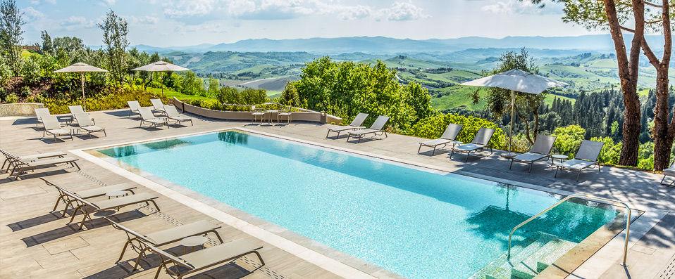 Il Castelfalfi ***** - Toscane - hotel - vente-privee - promo - vente-flash - verychic
