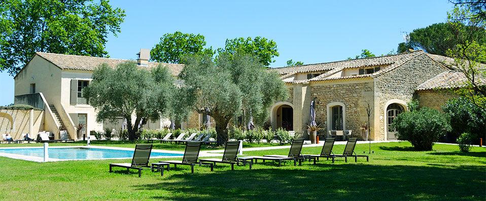 Begude Saint Pierre **** - Gard - hotel - vente-privee - promo - vente-flash - verychic
