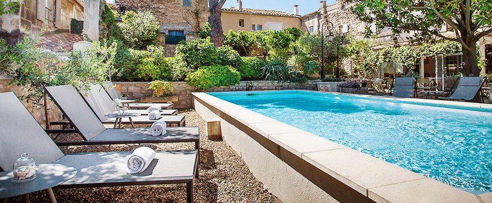 Villa Regalido **** - Alpilles - hotel - vente-privee - promo - vente-flash - verychic