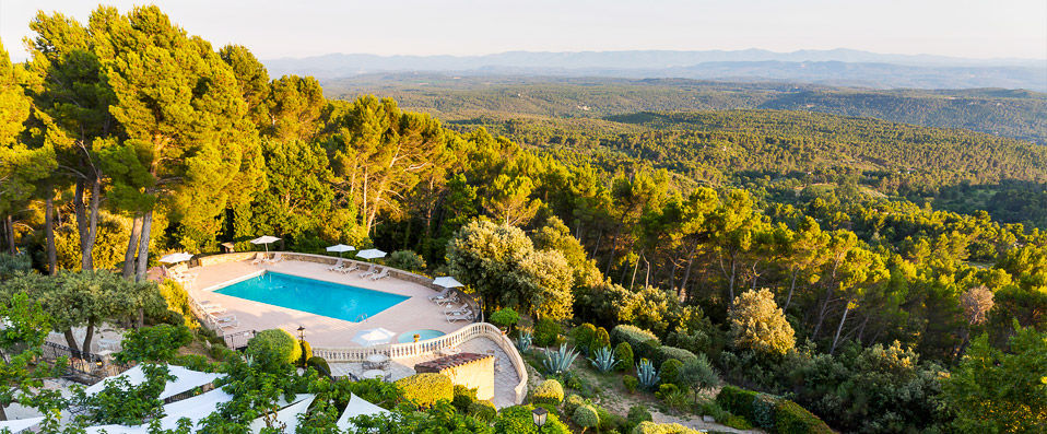 Bastide de Tourtour **** - Provence - hotel - vente-privee - promo - vente-flash - verychic