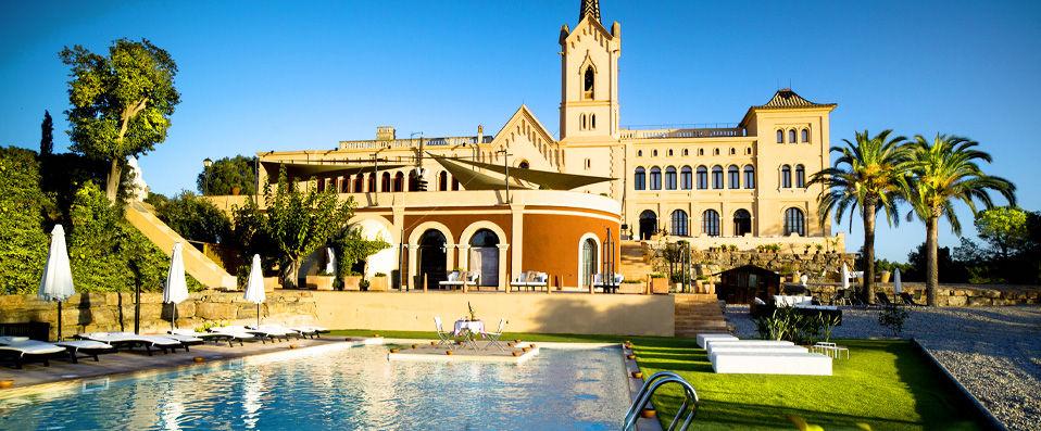 Sant Pere del Bosc Hotel & Spa ***** - Costa Brava -
