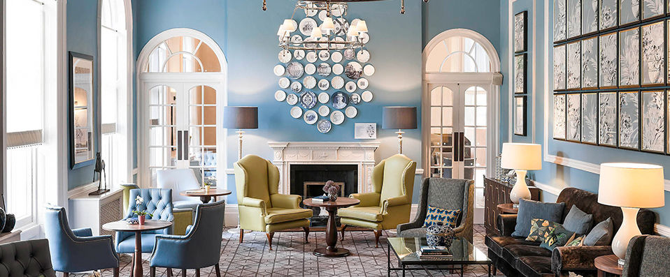 Queens Hotel Cheltenham - MGallery by Sofitel **** - Cheltenham -