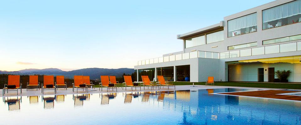 Agua Hotels Mondim de Bastos **** - Région de Vila Real -