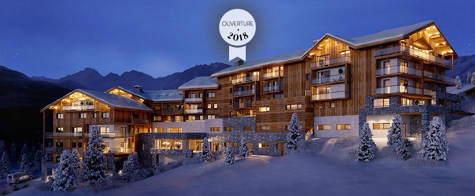 Hôtel Daria-I Nor ***** - Alpe d'Huez -