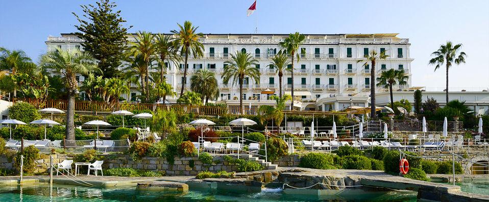 Royal Hotel Sanremo *****L - Sanremo -