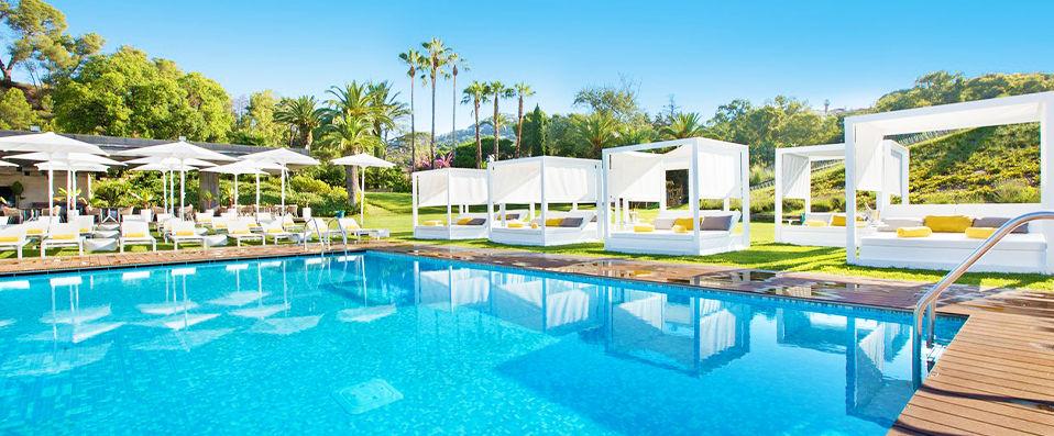 Gran Hotel Monterrey ***** - Costa Brava -