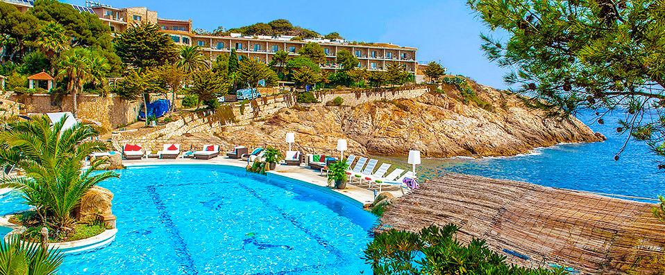 Hotel Eden Roc **** - Costa Brava -