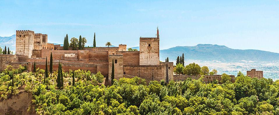 Villa Oniria **** - Grenade  Espagne - hotel - vente-privee - promo - vente-flash - verychic