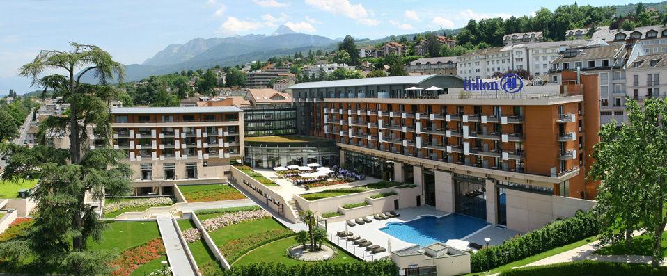 Hilton Evian-Les-Bains ****