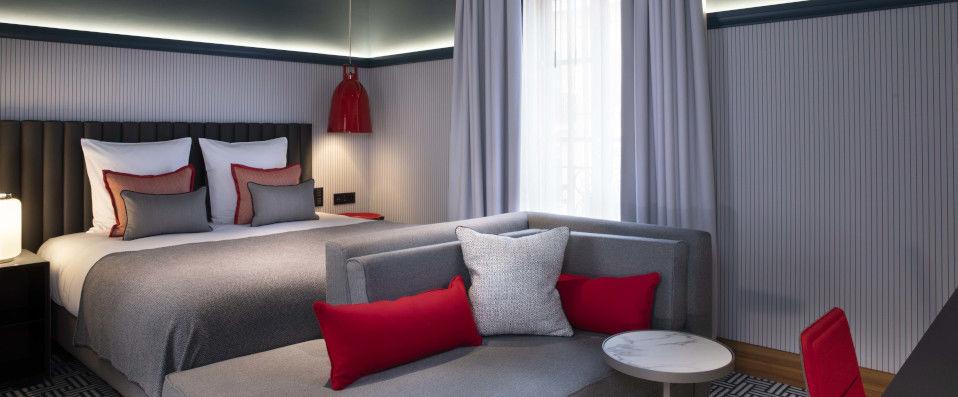 Hôtel D Genève ****