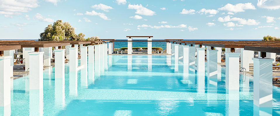 Amirandes Grecotel Exclusive Resort ***** - Crète -