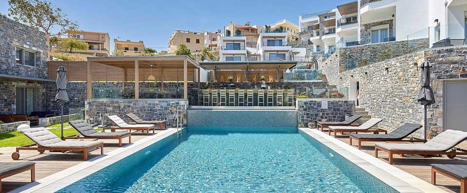 SeaScape Luxury Residences **** - Crète -