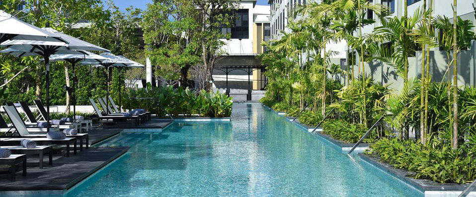 Four Points by Sheraton Patong Beach Resort **** - Phuket -