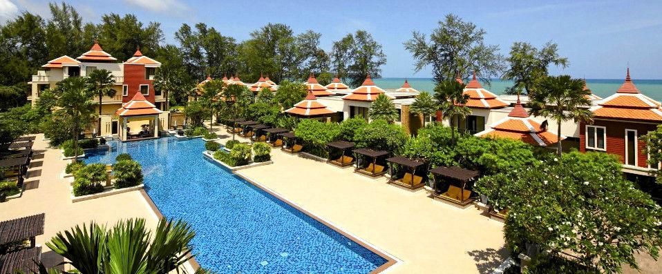 Mövenpick Resort Bangtao Beach Phuket *****