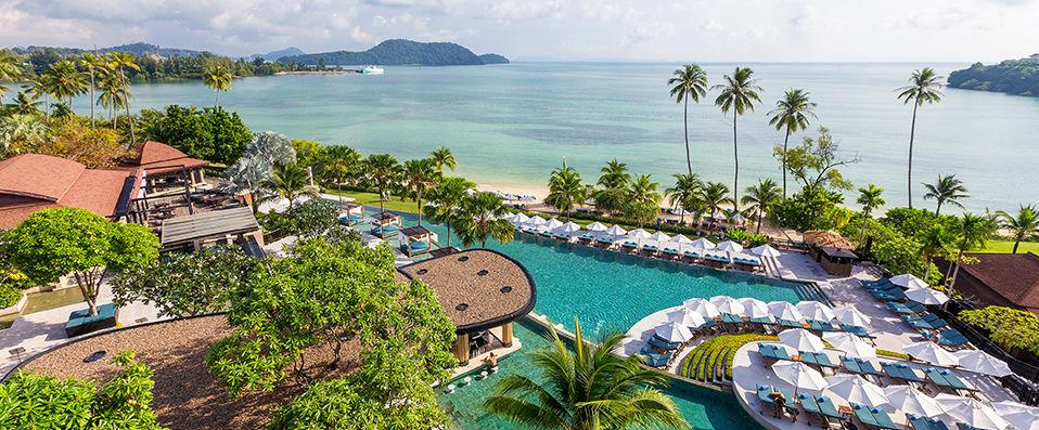 Pullman Phuket Panwa Beach Resort ***** - Phuket -
