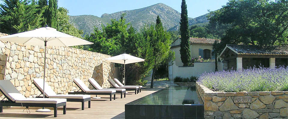Le Relais de la Magdeleine **** - Provence - hotel - vente-privee - promo - vente-flash - verychic