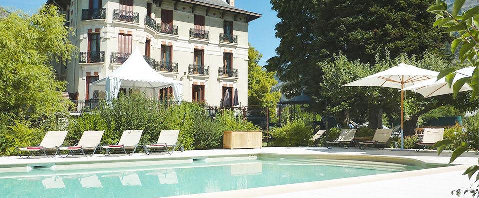 Villa Morelia **** - Alpes-de-Haute-Provence -