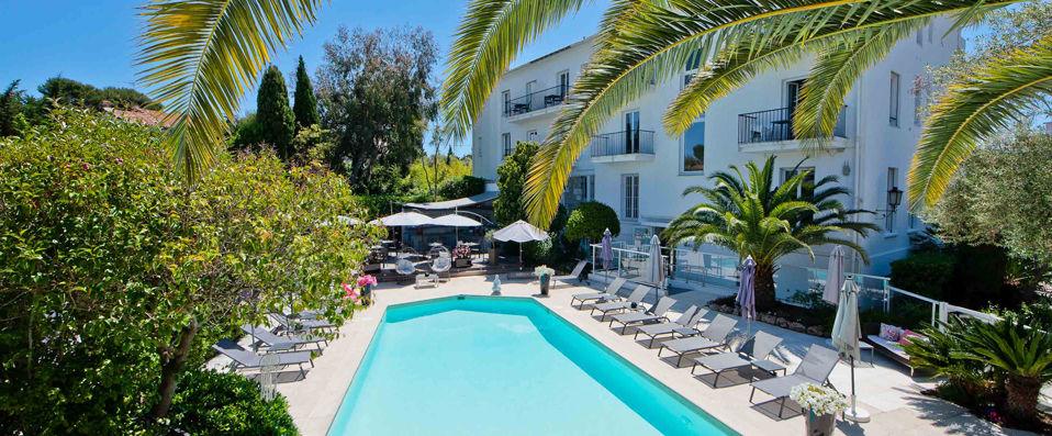 Hôtel La Villa Cap d'Antibes **** - Juan-Lès-Pins -