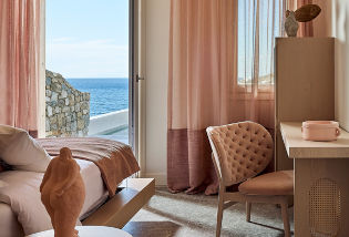Superior Suite with sea view and private pool