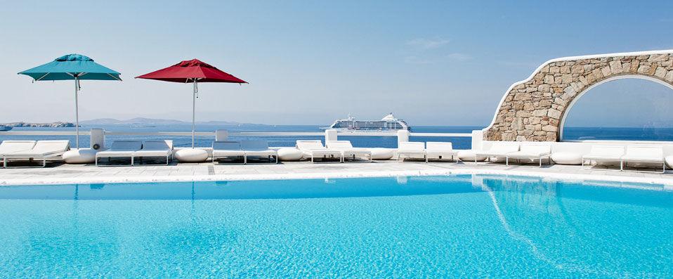Kouros Hotel & Suites ***** - Mykonos -