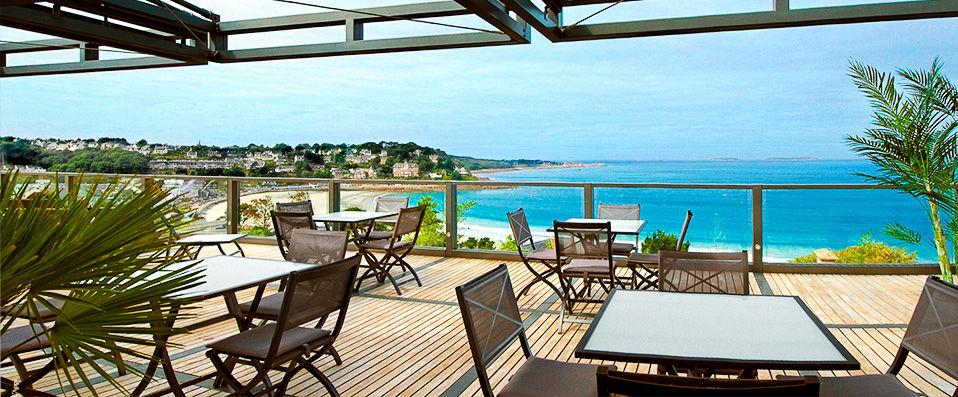 L'Agapa Hotel & Spa ***** - Bretagne -