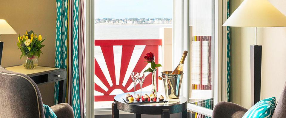 Mercure la baule majestic derni re minute la baule escoublac verychic ventes priv es - Chambre hotel derniere minute ...