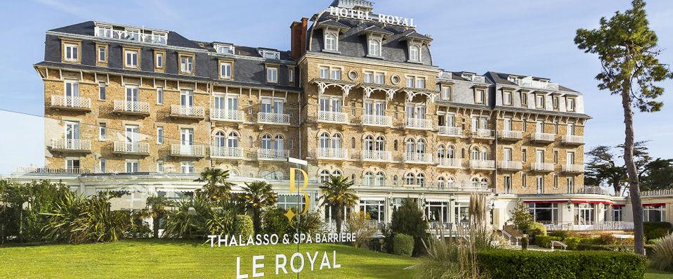Hotel Barrière Le Royal La Baule ***** - La Baule -