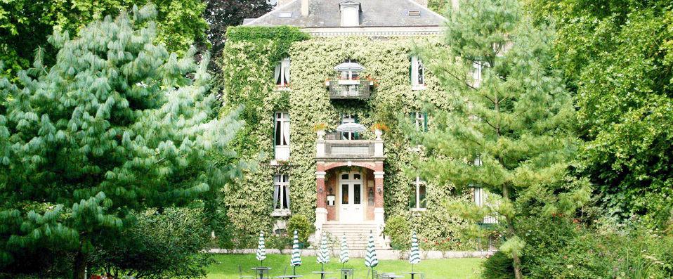 Belle Isle sur Risle **** - Pont-Audemer - hotel - vente-privee - promo - vente-flash - verychic
