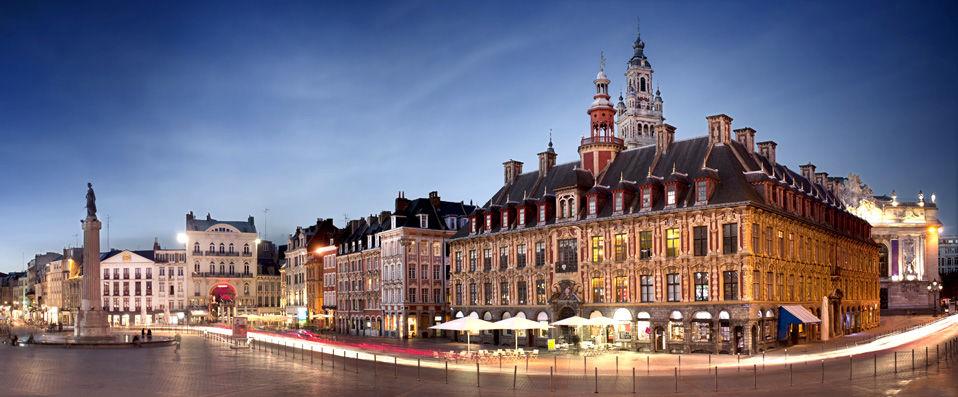 Crowne Plaza **** - Lille -