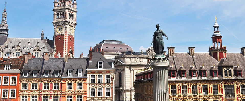 Grand Hotel Bellevue **** - Lille -