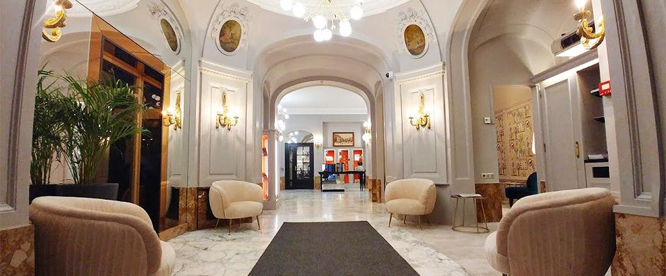 Grand Hotel Bellevue **** - Lille -