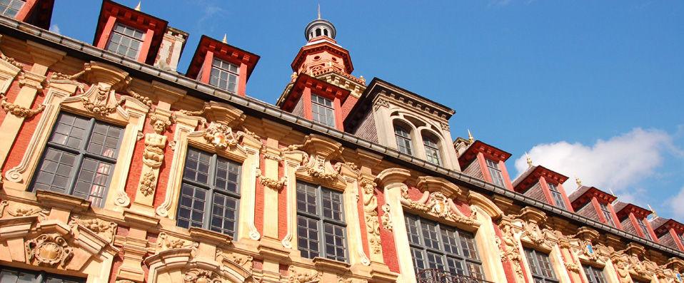 Grand Hotel Bellevue **** - Lille  France - hotel - vente-privee - promo - vente-flash - verychic