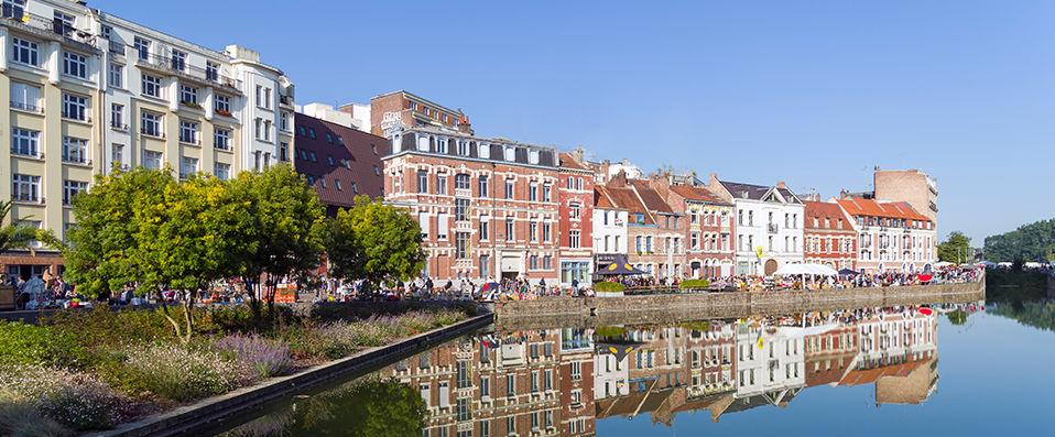 Hotel L'Arbre Voyageur - BW Premier Collection **** - Lille -
