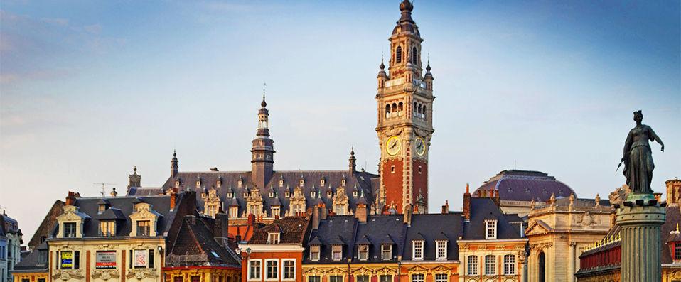 Novotel Suites Lille Europe **** - Dernière minute - Lille -