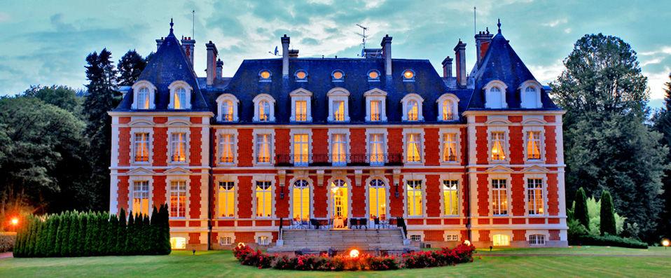 Wyndham Halcyon Resort La Souterraine **** Château de la Cazine - Limousin - hotel - vente-privee - promo - vente-flash - verychic