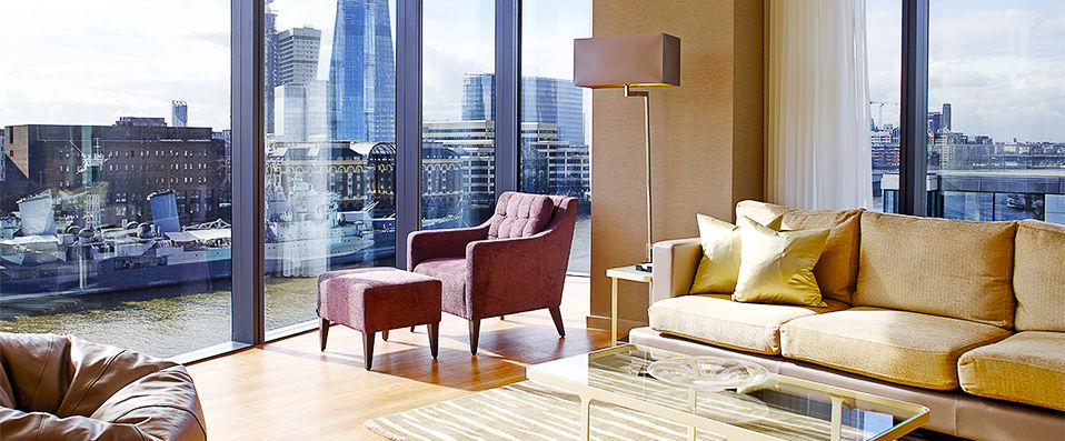 Cheval Three Quays Londres Verychic Ventes Privees D Hotels Extraordinaires