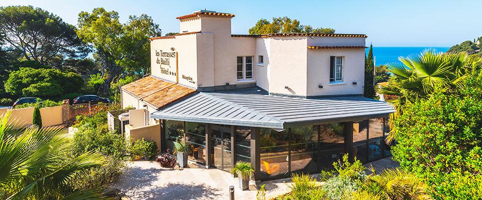 Les Terrasses du Bailli - Côte d'Azur -
