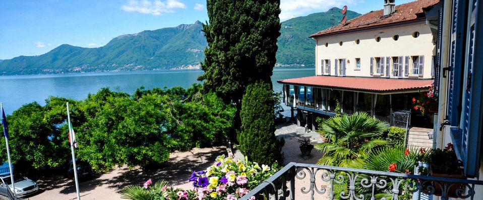 Camin Hotel Colmegna **** - Lac Majeur -