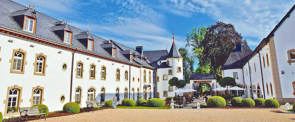 Chateau d'Urspelt ****S - Urspelt -