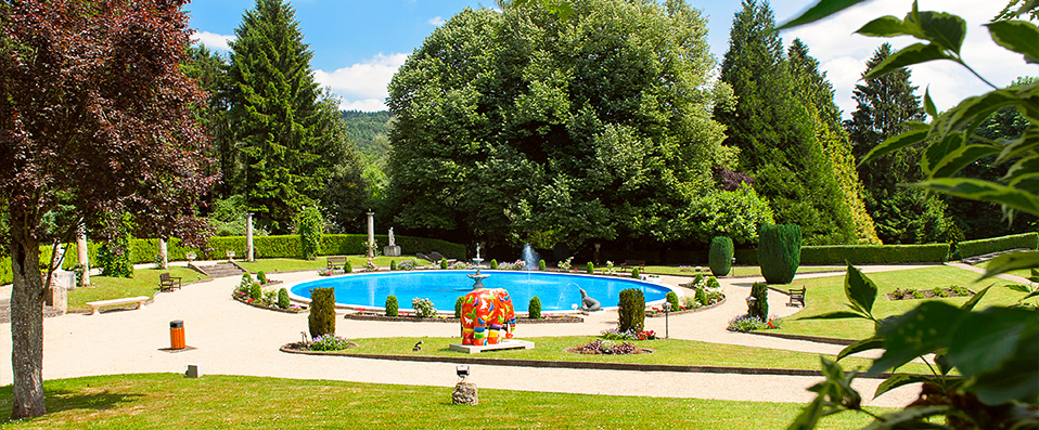 Hotel Bel-Air Sport & Wellness **** - Echternach - hotel - vente-privee - promo - vente-flash - verychic