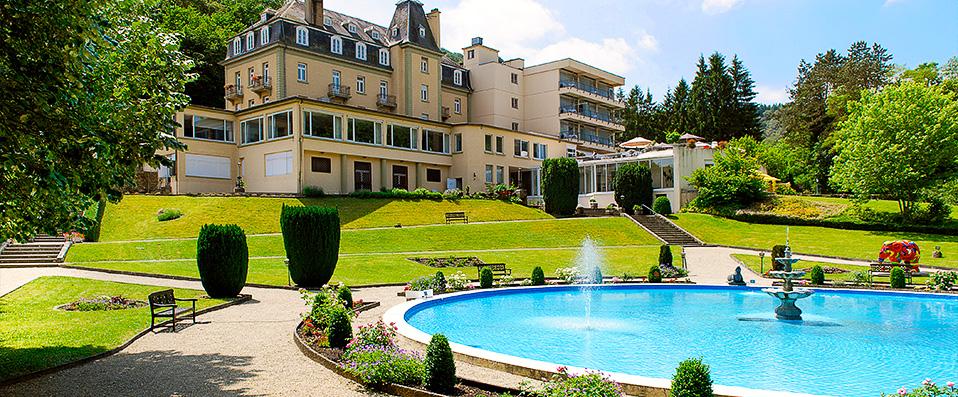 Hôtel Bel-Air Sport & Wellness **** - Echternach -