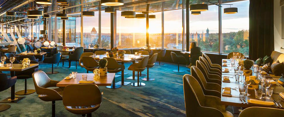 Sofitel Luxembourg Le Grand Ducal ***** - Luxembourg -