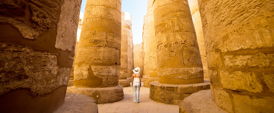Combiné croisière et hôtel: les merveilles du Nil et de la mer rouge